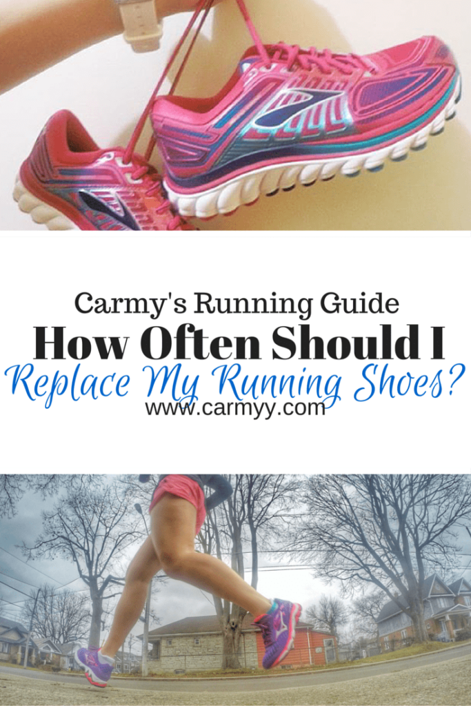 how often should i replace my running shoes carmy run eat travel. Black Bedroom Furniture Sets. Home Design Ideas