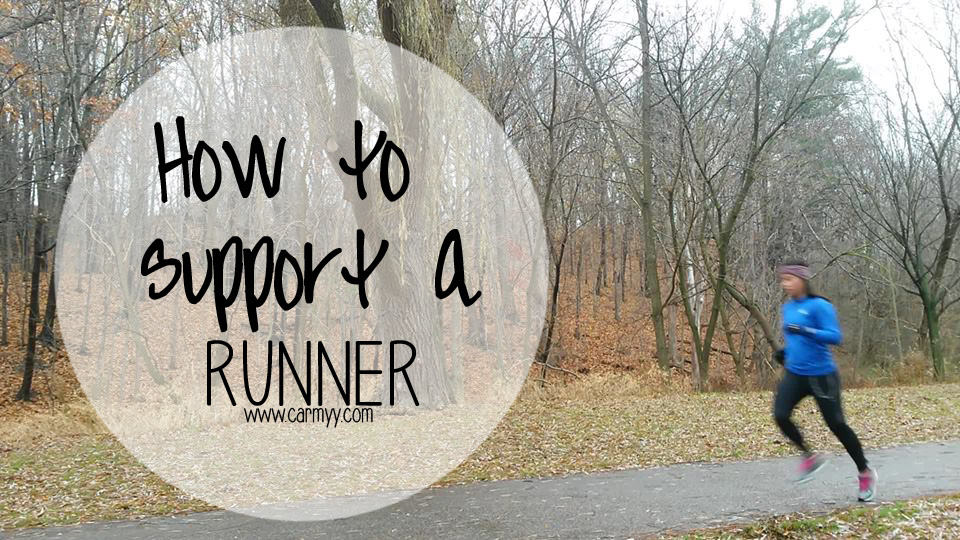 Tips on Support a Runner