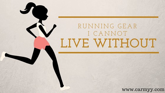 Running Gear I Cannot Live Without