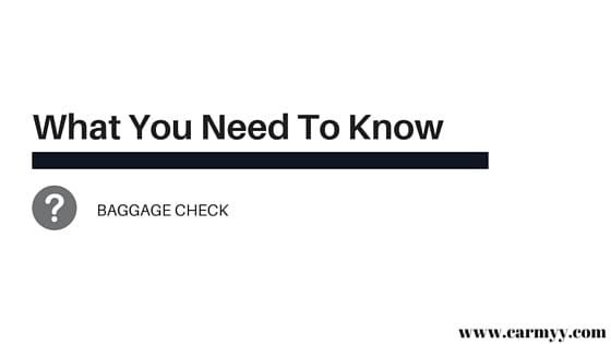 What You Need To Know: Baggage Check #running #fitness #race  https://www.carmyy.com/baggage-check