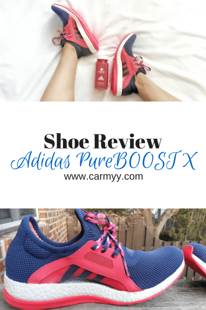 Adidas PureBOOST X Shoe Review