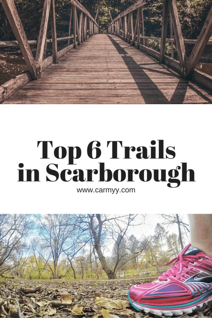 Top 6 Trails in Scarborough (Ontario, Canada) www.carmyy.com