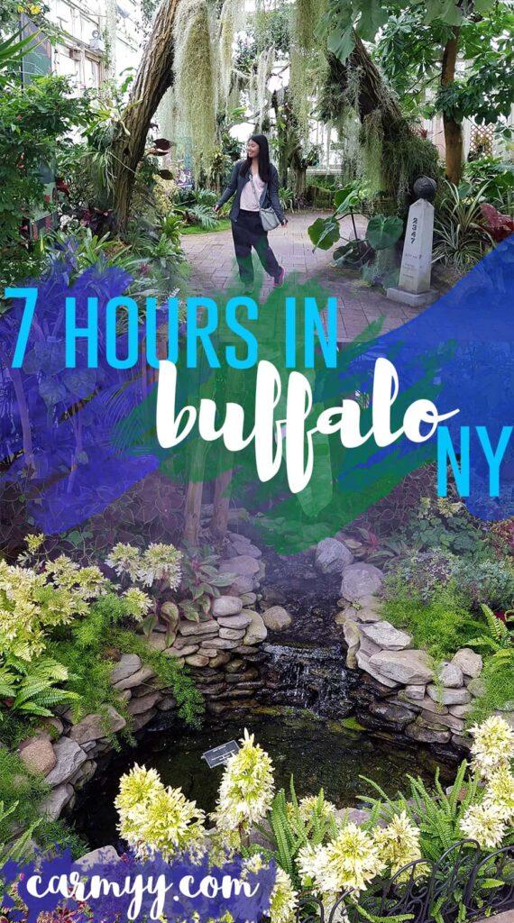 7 Hours in Buffalo, NY