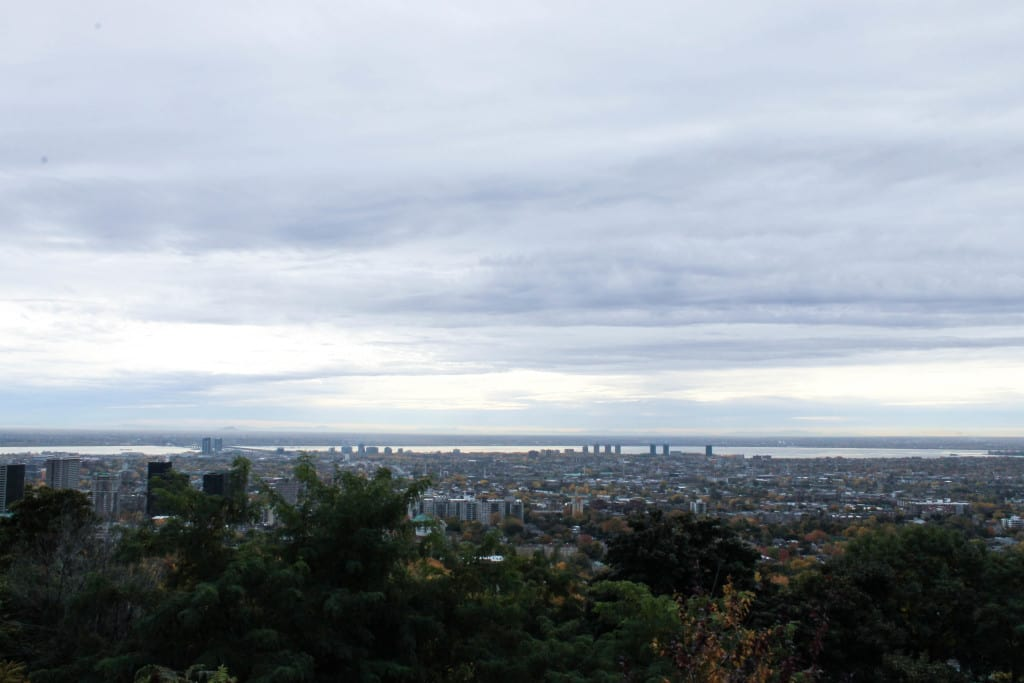 Where to run in Montreal (or walk)